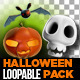 Halloween Loopable Pack - VideoHive Item for Sale