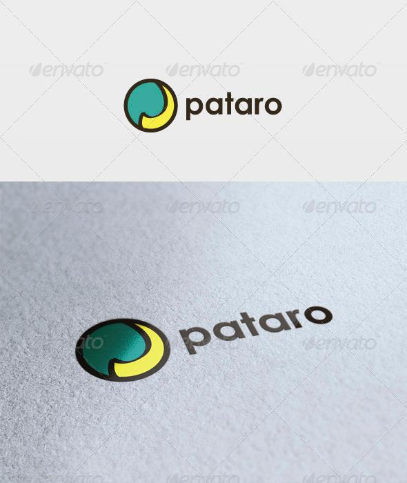 Pataro Logo - Letters Logo Templates