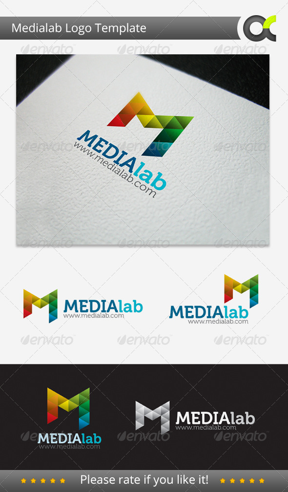 Medialab Logo Template - Symbols Logo Templates