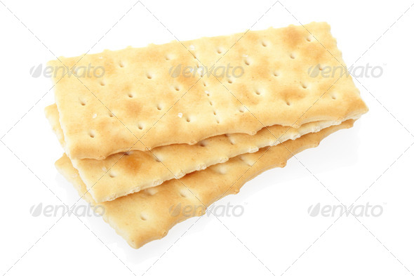 Crackers pile - Stock Photo - Images