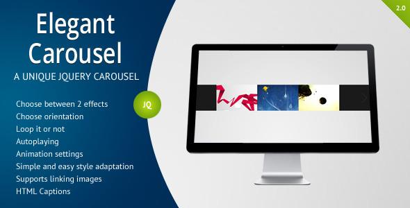 Elegant carousel - CodeCanyon Item for Sale
