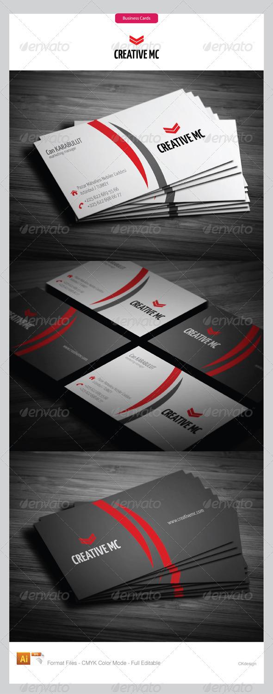 Corporate Business Cards 155 - Corporate Business Cards