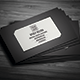 Black Tone Business Card - GraphicRiver Item for Sale