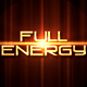Full Energy - VideoHive Item for Sale