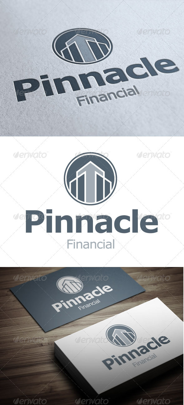 Pinnacle - Symbols Logo Templates