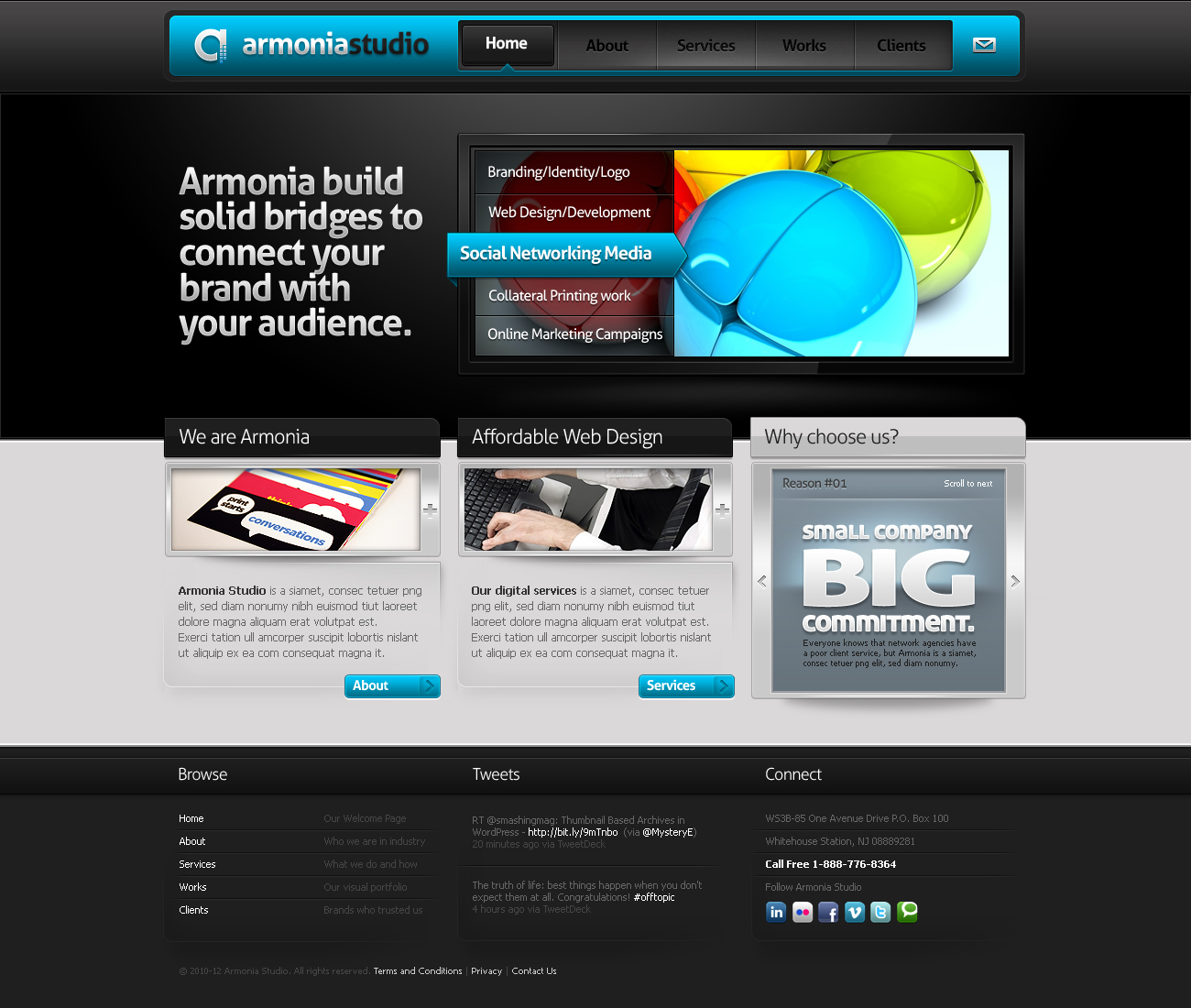 Free Download Armonia Studio Nulled Latest Version