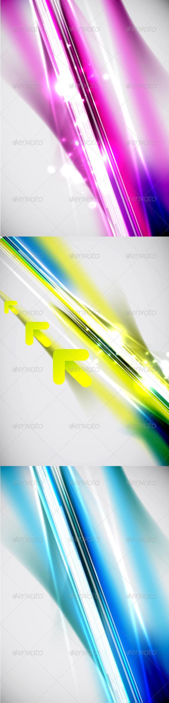 Shiny Motion Backgrounds - Backgrounds Decorative