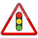 UK Road Signs: Warnings - GraphicRiver Item for Sale