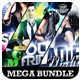 Club Sessions l Mega Bundle Vol.1 - GraphicRiver Item for Sale