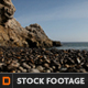 """Rocky Beach 1"" 1920x1080 HD Stock Footage - VideoHive Item for Sale"