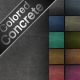 10 Colored Concrete High-Res Textures - GraphicRiver Item for Sale