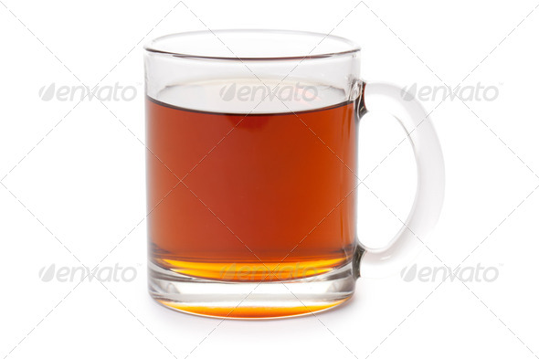 cup of tea - Stock Photo - Images