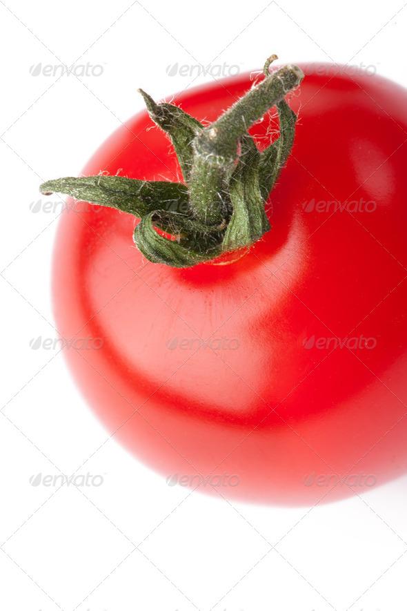 cherry tomato - Stock Photo - Images