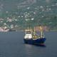 Cargo Ship in Landscape - VideoHive Item for Sale