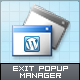Easy Exit Popup Manager for WordPress - CodeCanyon Item for Sale