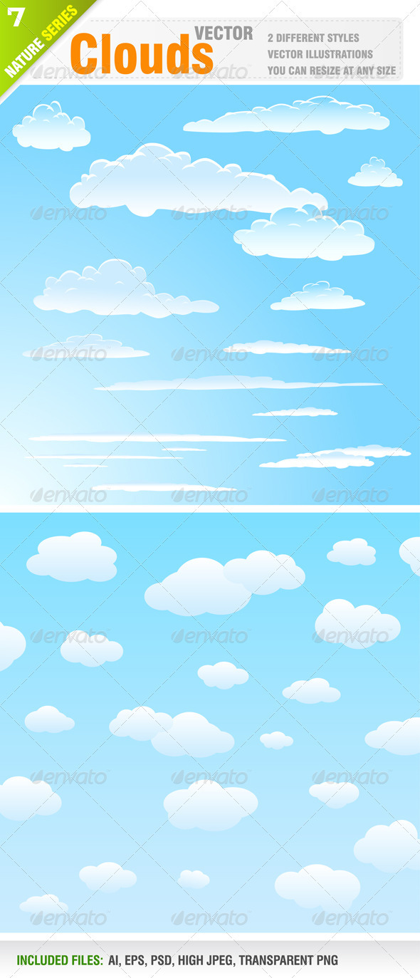 Clouds - Nature Conceptual
