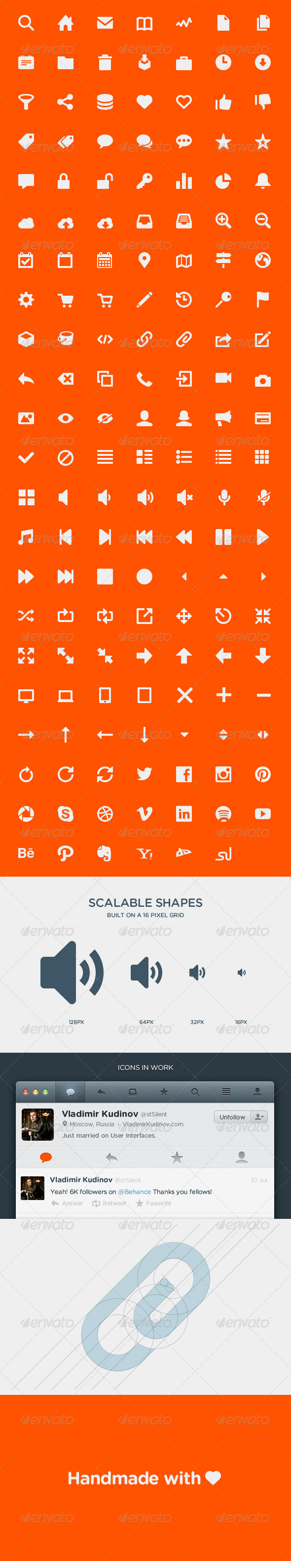 Unicons – Vector Icons Pack - Web Icons