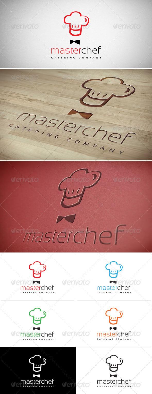 Master Chef Logo - Food Logo Templates
