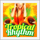 Tropical Party Flyers - GraphicRiver Item for Sale