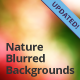 Nature Blurred Backgrounds - GraphicRiver Item for Sale