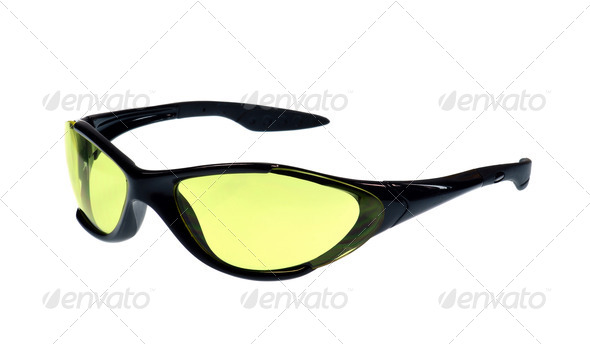 Sport Sunglasses - Stock Photo - Images