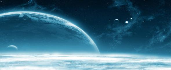 Space art wallpaper 1920x1080 049