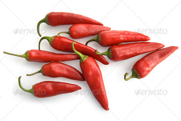 cayenne - Stock Photo - Images