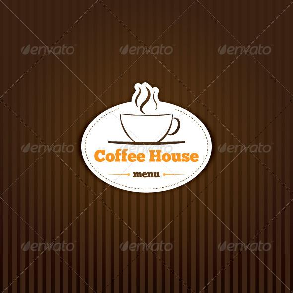 Coffee Background - Decorative Vectors