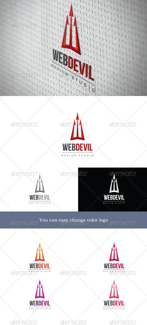 WebDevil - Letters Logo Templates