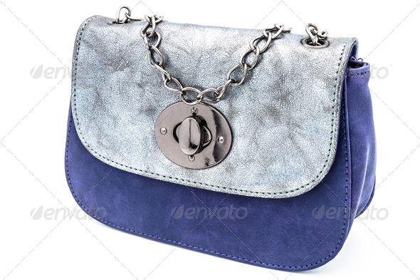 Modern handbag - Stock Photo - Images