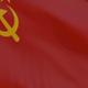 Soviet Union Flag 4K Seamless Loop - VideoHive Item for Sale