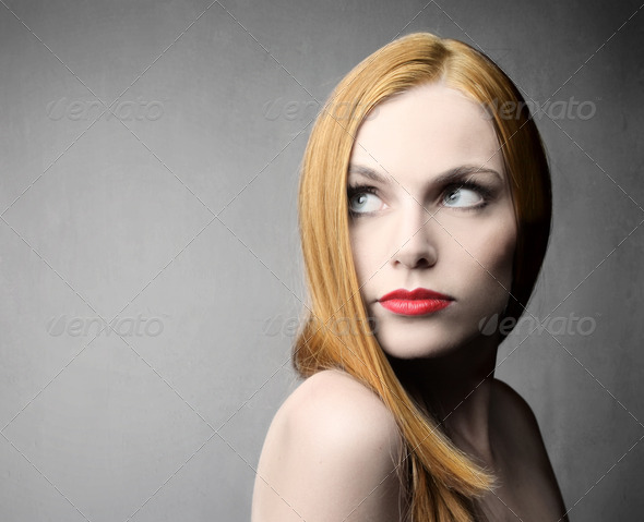 Beautiful Look - Stock Photo - Images