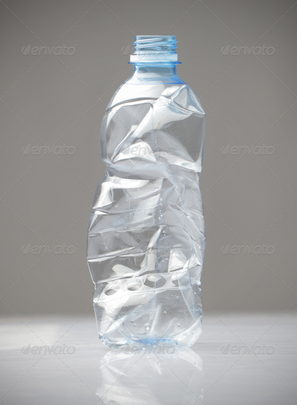 Plastic Bottle - Stock Photo - Images