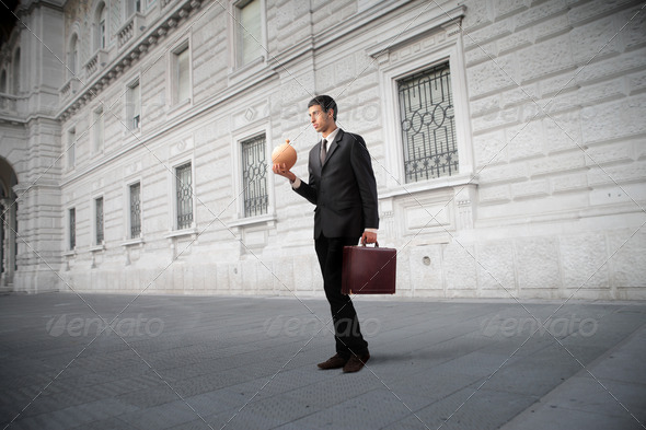 Bank - Stock Photo - Images