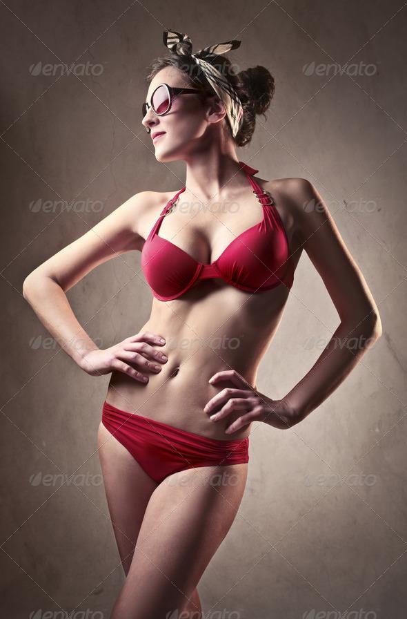 Female Body - Stock Photo - Images