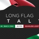 Long Flag Italy - VideoHive Item for Sale