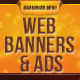 Food Web Banners & Advertise - PSD Templates - GraphicRiver Item for Sale