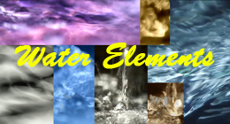 Water Elements & Abstract