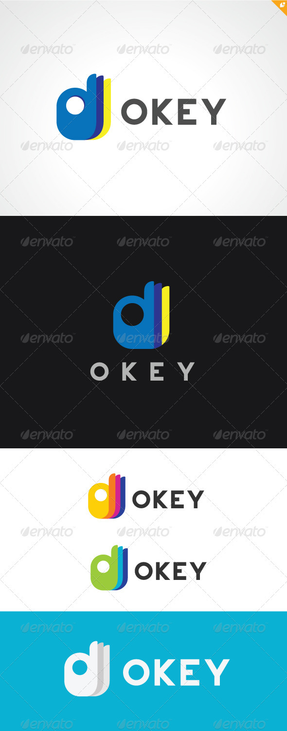Okay Logo - Humans Logo Templates