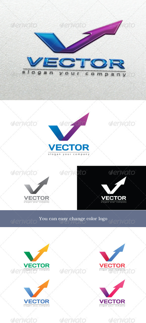 Vector - Letters Logo Templates