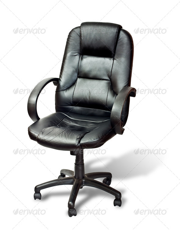 The office chair - Stock Photo - Images