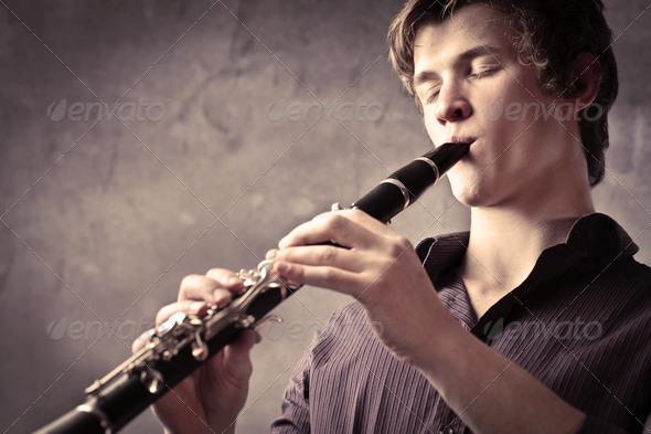 Clarinet - Stock Photo - Images