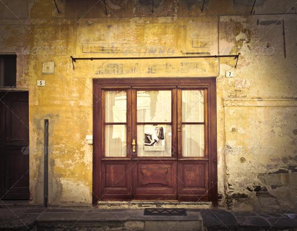Door - Stock Photo - Images