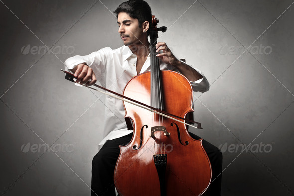Cello - Stock Photo - Images