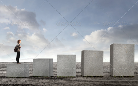 Steps - Stock Photo - Images