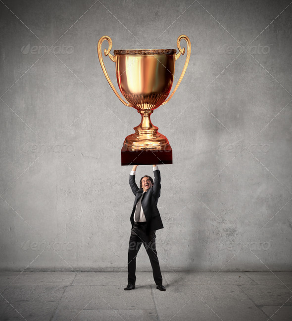Trophy - Stock Photo - Images