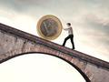 Euro on a Bridge - PhotoDune Item for Sale