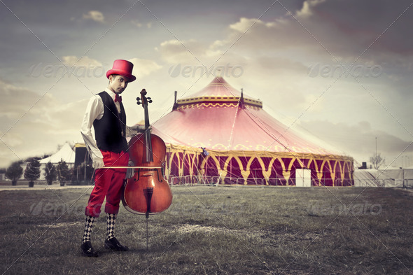 Circus - Stock Photo - Images