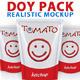 Doy Pack Mockup - GraphicRiver Item for Sale