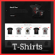 T-shirts - PrestaShop Theme Nulled